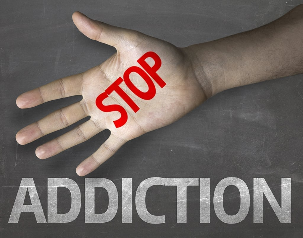CBD: Weaning off addictions