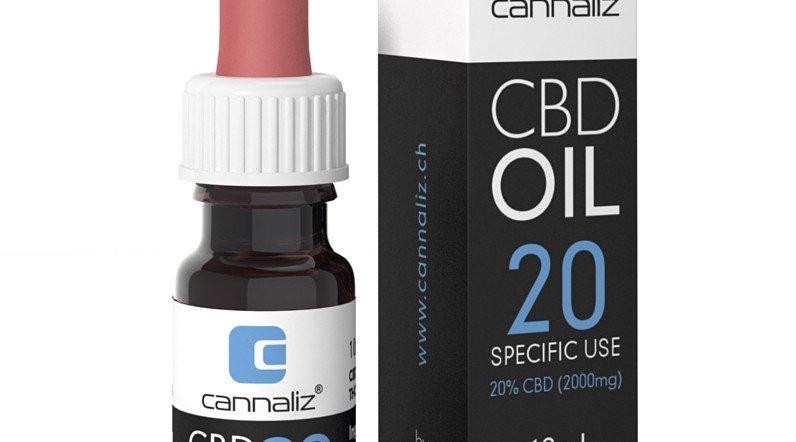 Cannaliz Oil 20% CBD