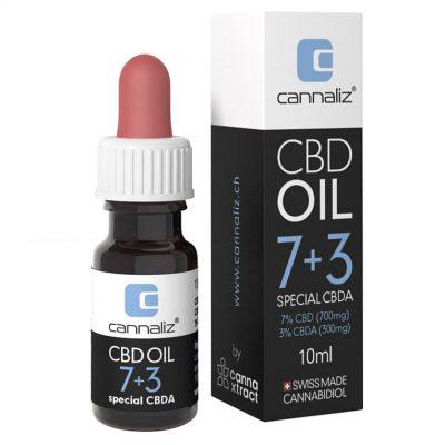 Cannaliz Oil 7% CBD + 3% CBDa