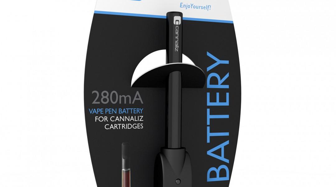 Cannaliz Batterie + Chargeur
