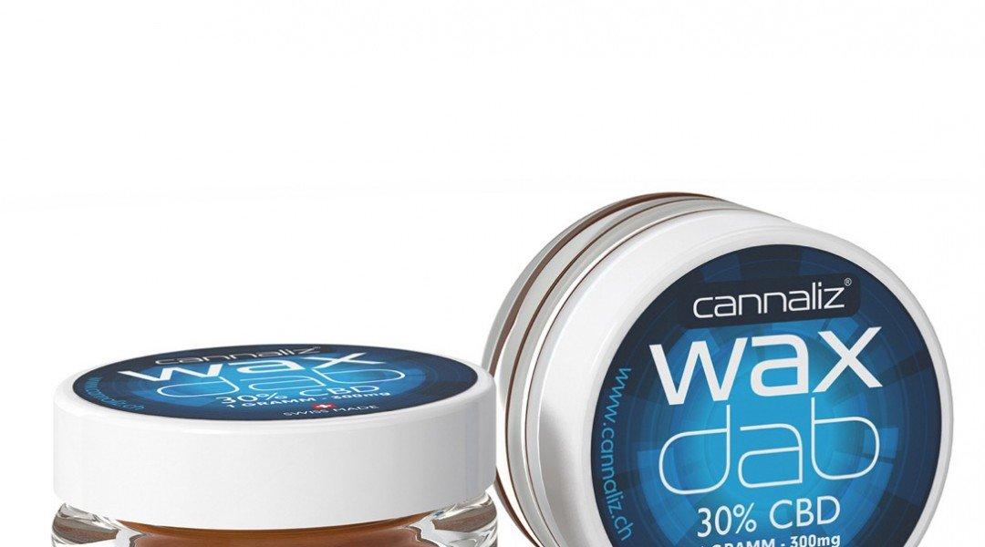 Cannaliz DabWax 30% CBD
