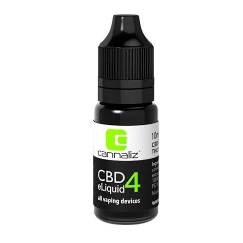 Cannaliz CBD eLiquid DIY 4% CBD