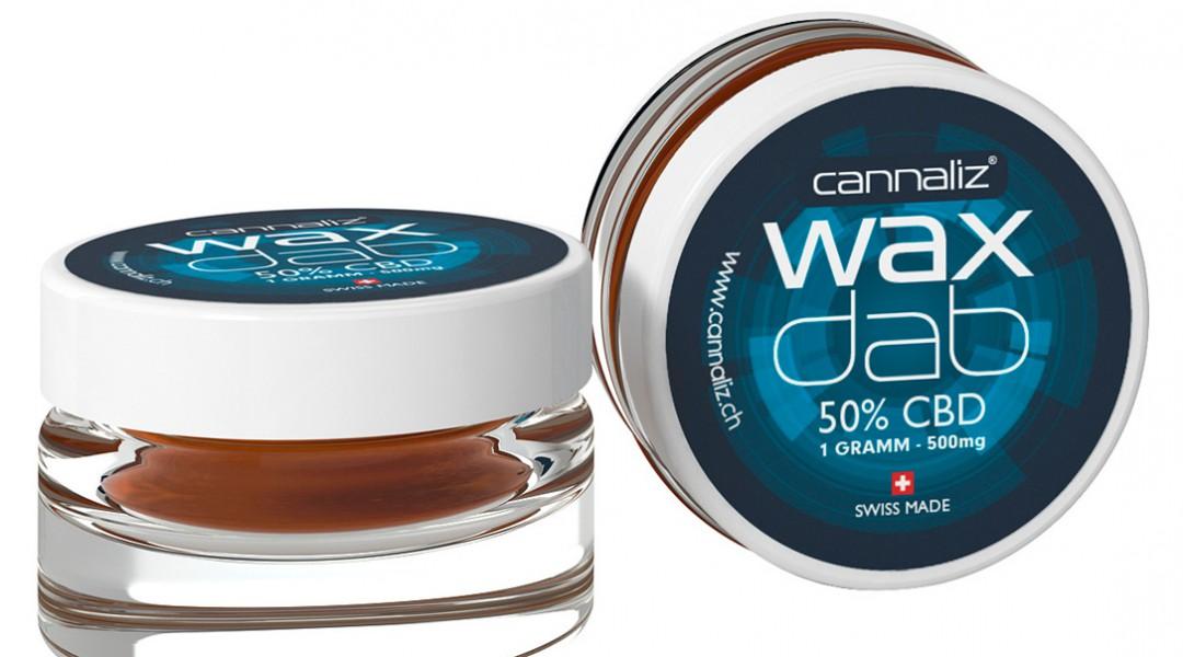 Cannaliz Dab Wax 50% CBD
