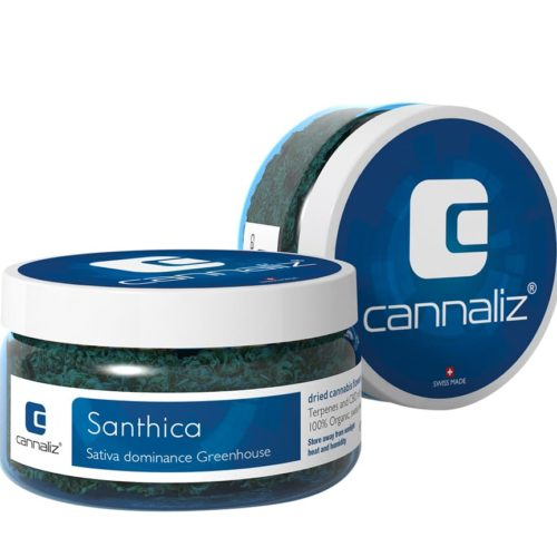 Cannaliz Santhica 5g recto