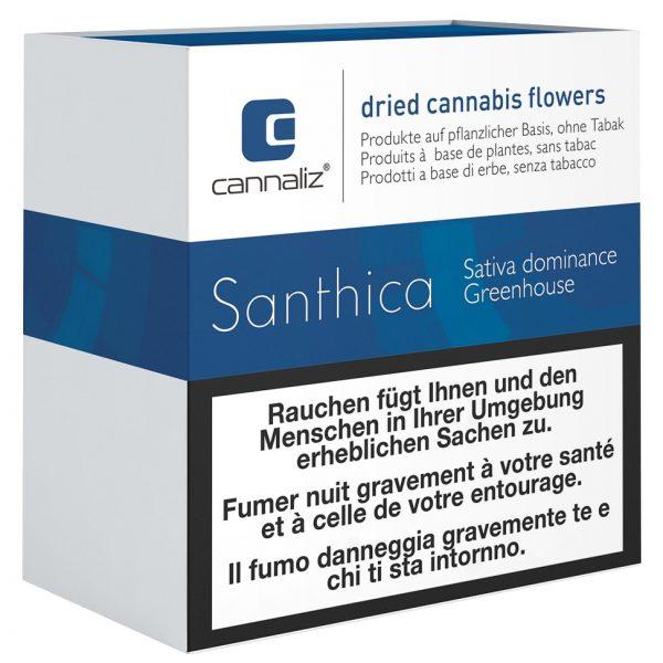 Cannaliz Santhica Dried Cannabis Flowers